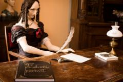 Gabinet Mary Shelley